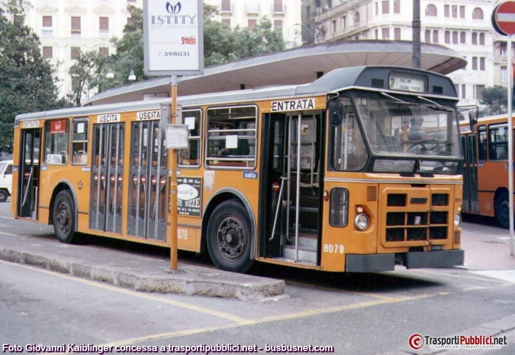 Fiat 421 Cameri Genova