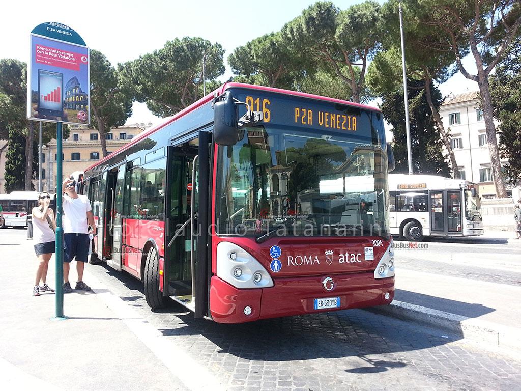 Nuovo Irisbus CItelis ATAC